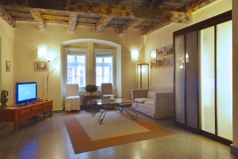 luxury apartment offered on Grand hotel Praha web sites