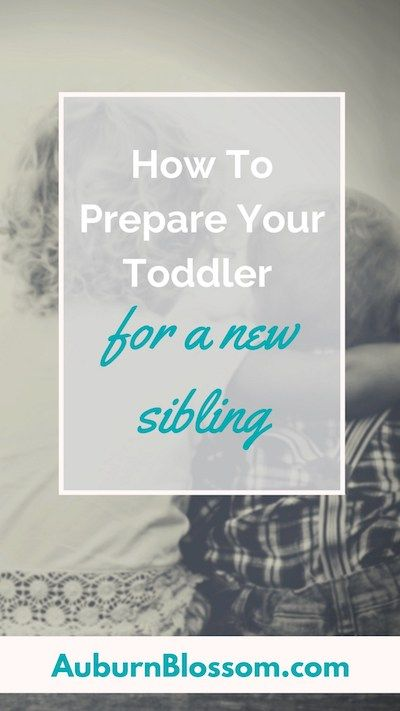 How To Prepare Your Toddler For A New Sibling || Helping Your Child Adjust To A New Baby || Things To Tell Your Toddler While Your Pregnant