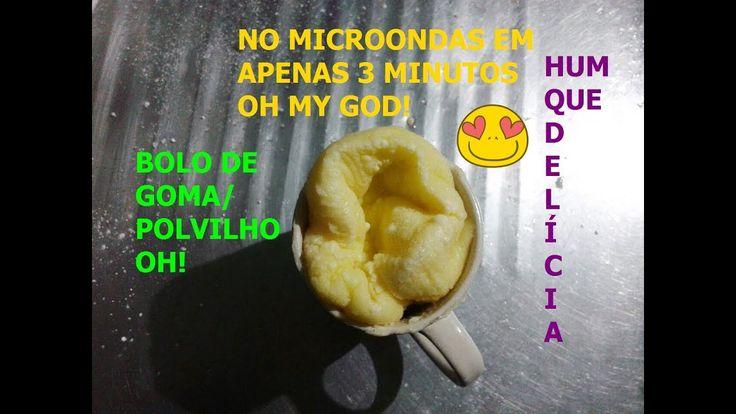 Bolo de GOMA/polvilho de microondas na caneca  - salgado em 3 MINUTOS, MARAVILHOSO! -    💖 Este Post é baseado no vídeo do Canal Erislane Oliveira publicado no Youtube, em 2017-06-21 12:24:56 💖   [e... -  #bolonopote #brigadeirogourmet #cupcake #cursos #receitasdoyoutube #trufas #vivendodebrigadeiro - https://vivendodebrigadeiro.com.br/bolo-de-goma-polvilho-de-microondas-na-caneca-salgado-em-3-minutos-maravilhoso/