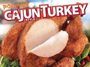 You Gotta Try: Popeyes' Fried Turkey