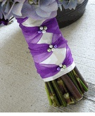 .: Pretty Purple, Wedding Ideas, Flower Bouquets, Wedding Colors, Purple Bouquets