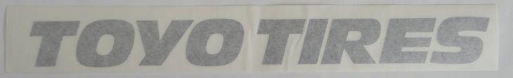 Toyo+Tires+Black+Vinyl+Sticker $2.99 free shipping