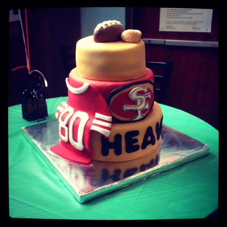 Birthday Cake Design San Francisco : 23 best images about Seattle Seahawks on Pinterest ...