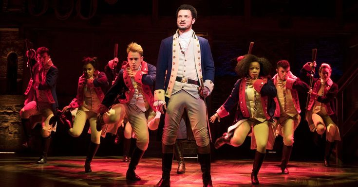'Hamilton' Rounds Off a Year When London Theater Embraced the New - The New York Times