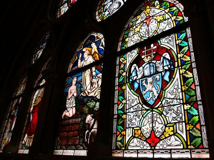 Kirchenfenster - Gedächtniskirche - Speyer 14