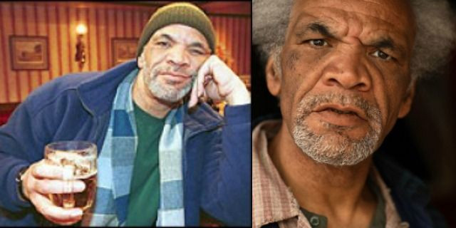 Then and Now: Only Fools and Horses - Paul Barber as Denzil