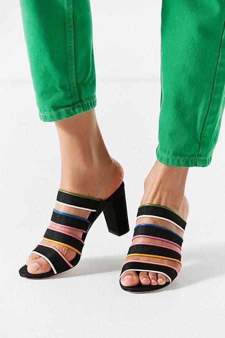 5813592c1de Charlotte Stone Effie Strappy Mule Heel