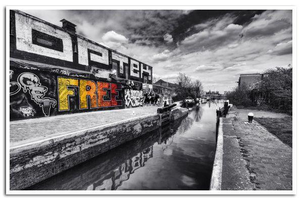 FREE / Hackney Wick / www.nicholasgooddenphotography.co.uk