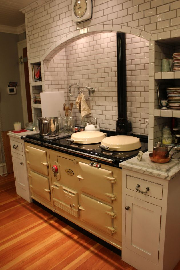90 Best Aga Cooker Stove Images On Pinterest Kitchen