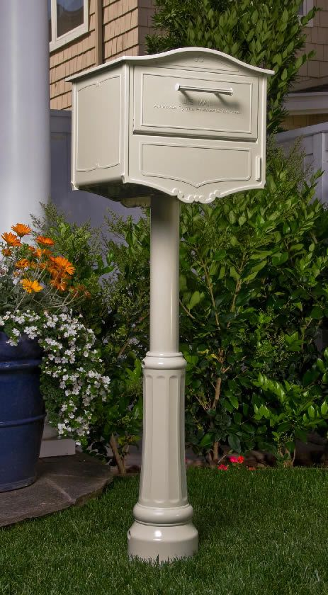 Decorative Locking Mailbox - Best Selling Security Mailboxes