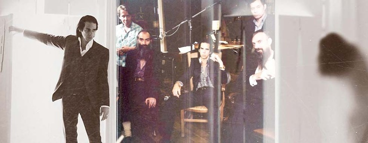 Nick Cave and The Bad Seeds are back with Push The Sky Away