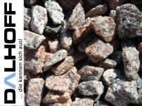 Granitsplitt rotgrau Körnung 8-16 mm im MiniBag