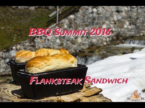 BBQ Summit Sandwich - #tobiasgrillt