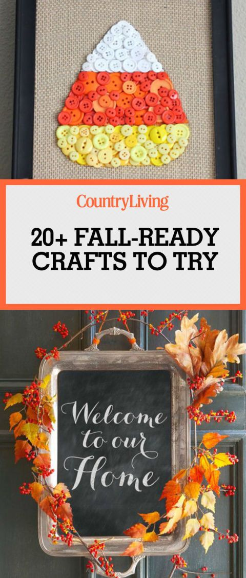 17 best ideas about diy fall crafts on pinterest fall for Fall diy crafts pinterest
