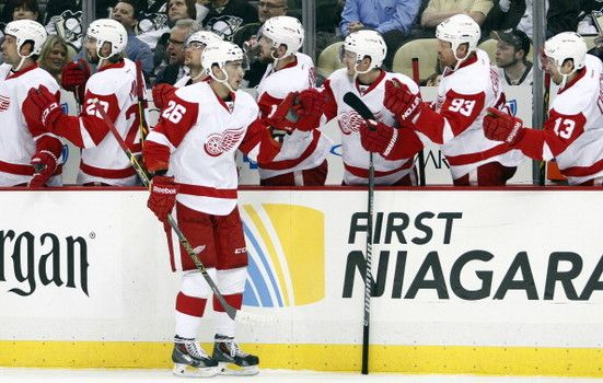 2014 NHL playoffs Red Wings vs Bruins live stream, TV coverage, odds