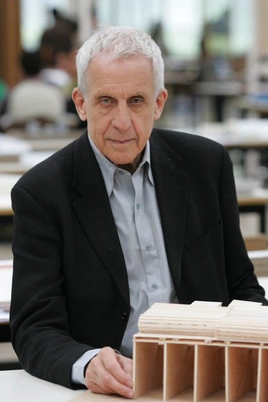 """Kenneth Frampton.  Architectural historian of the 20th and 21st century.  Has treated the widest possible range of topics, from 20th century architecture to vernacular building going back thousands of years.  Author of seminal textbooks such as """"Towards a Critical Regionalism: Six Points for an Architecture of Resistance"""" and """"Modern Architecture: A Critical History"""". 1930-."""