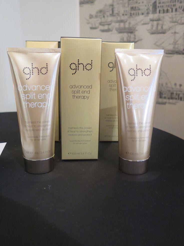 För drygt en månad sedan så skrev jag om denna produkt – GHD advanced split end therapy som är en leave-in produkt som aktiveras av värme från din styler. Produkten vårdar ditt hår, förebygger slitage och stänger kluvna toppas. Ditt hår blir rakare, mjukare och mer skinande. Håller upp till 10 hårtvättar. Jag tycker den […]