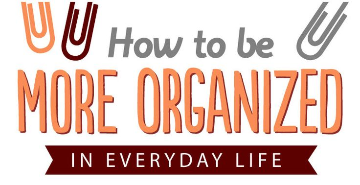 Discover how you can become more organized in your everyday life with Clipix's…