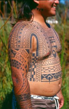 Return of the Headhunters: The Philippine Tattoo Revival by Lars Krutak