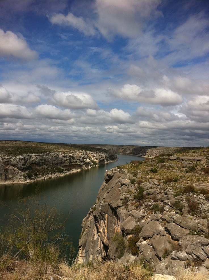 Pecos River, Amistad National Recreation Area, Near Del Rio, Del Rio, TX  Www. Part 80