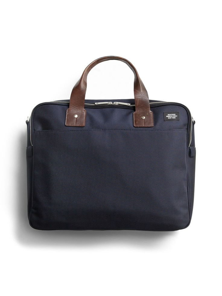 Jack Spade Laptop Briefcase $425