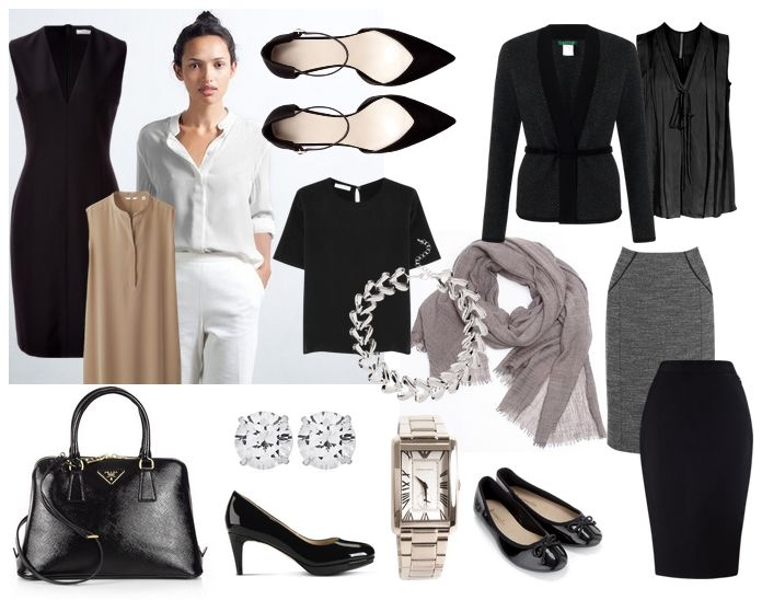 A Capsule Wardrobe – Minimalist Corporate Style | That Career Girl