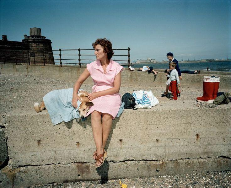 Martin Parr.  England. New Brighton. 1983.