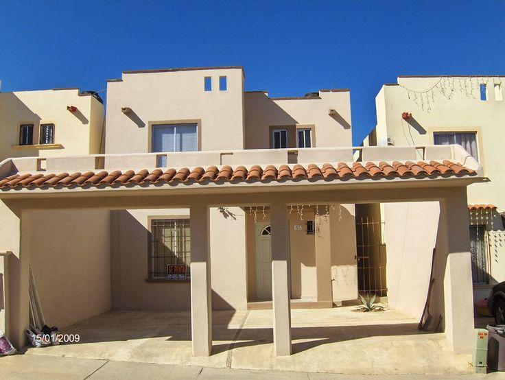Casas modernas con tejas buscar con google fachadas for Buscar casas modernas