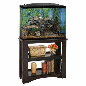 MARINELAND® 37 Gallon LED Hood Aquarium & Stand Ensemble   Aquariums   PetSmart