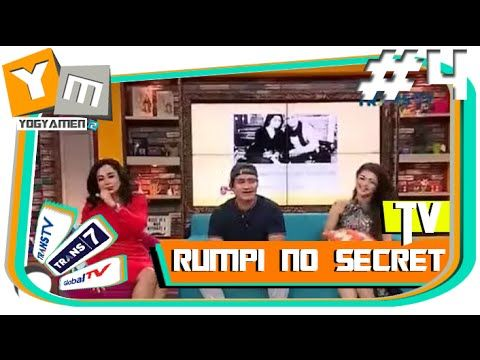 RUMPI NO SECRET(#4) - SERU, ADJIE PANGESTU, DEWI, PUTUS FTNAH ATAU FAKTA...