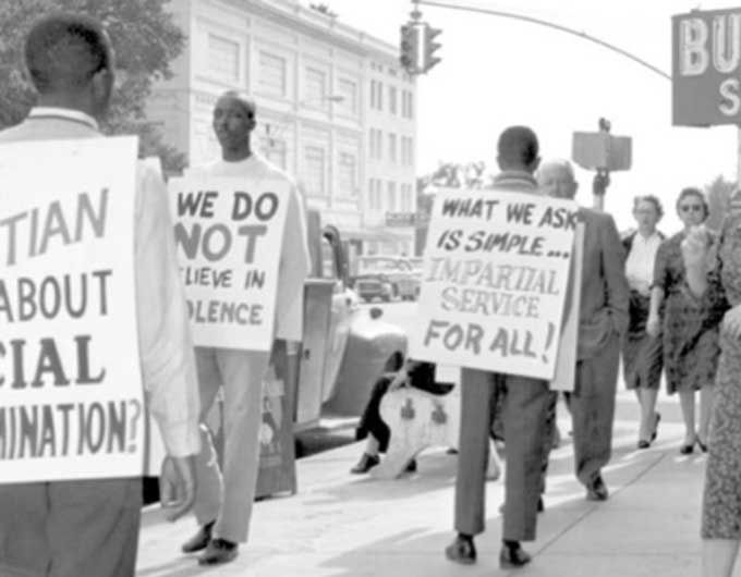a history of the montgomery bus boycotts in the united states Rosa parks and the montgomery bus boycott  us history ushistoryorg  homepage  the chain of events triggered by her arrest changed the united  states.