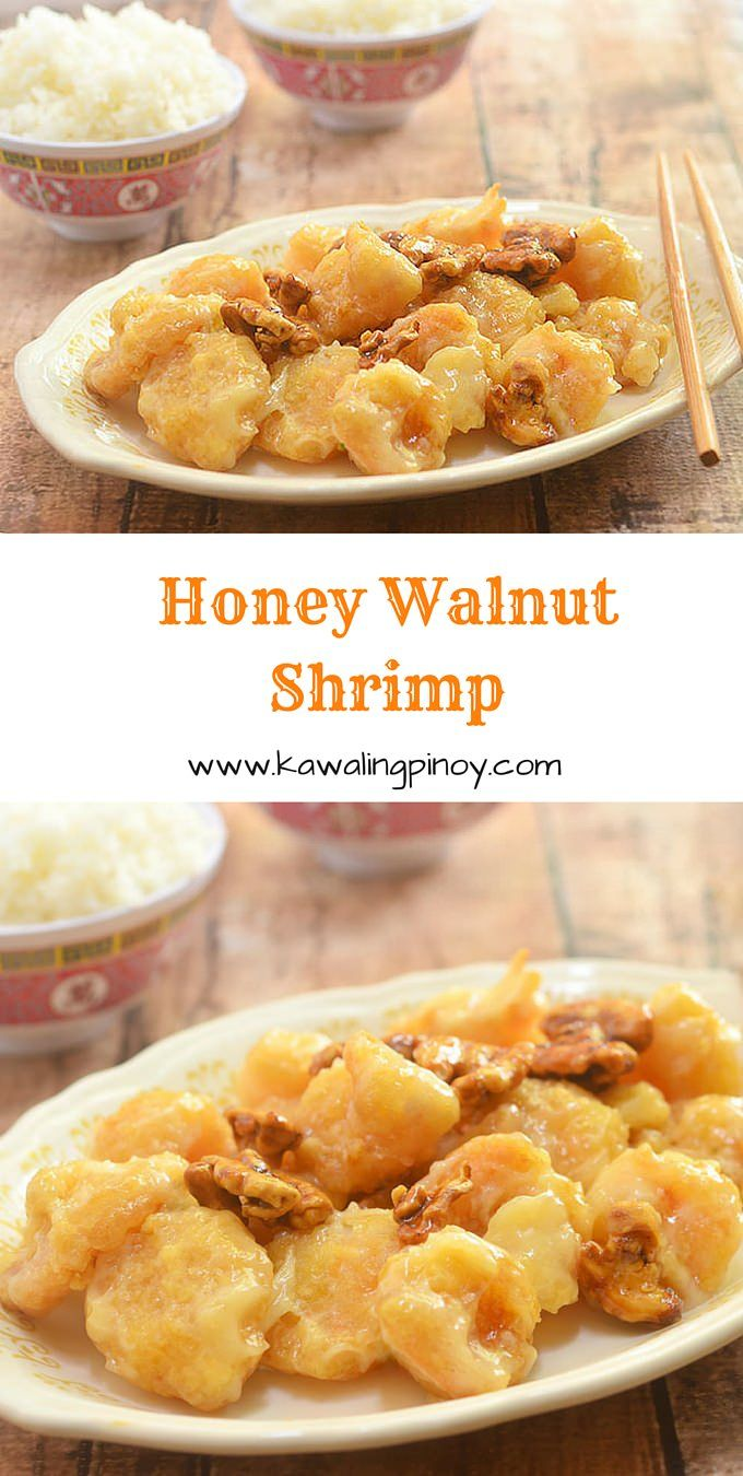 With lightly-battered shrimp, creamy sauce, and candied walnuts, this honey walnut shrimp dish is a must-try!