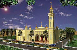 Project Prince Faisal Mosque | Architect | Mosque, San francisco