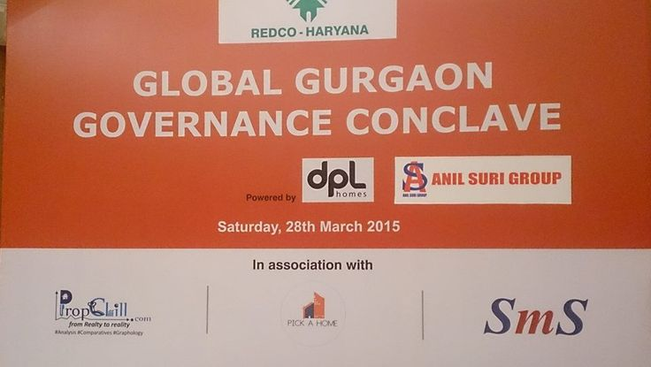 Great to be associated with Global Gurgaon Conclave. Our application on analysis of Real Estate in India was appreciated by all.