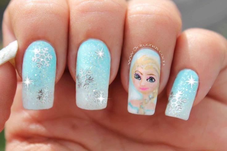 Hola a todas! Esta vez me he inspirado en la famosa película de Disney Frozen, y su personaje principal Elsa. Para esta decoración usaremos el set de pintura acrilica x 20 colores de Deko, el set d...