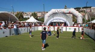 #sport - #salute - Fotoreportage della seconda tappa di OVS Kids Active Camp, Napoli, 28 settembre