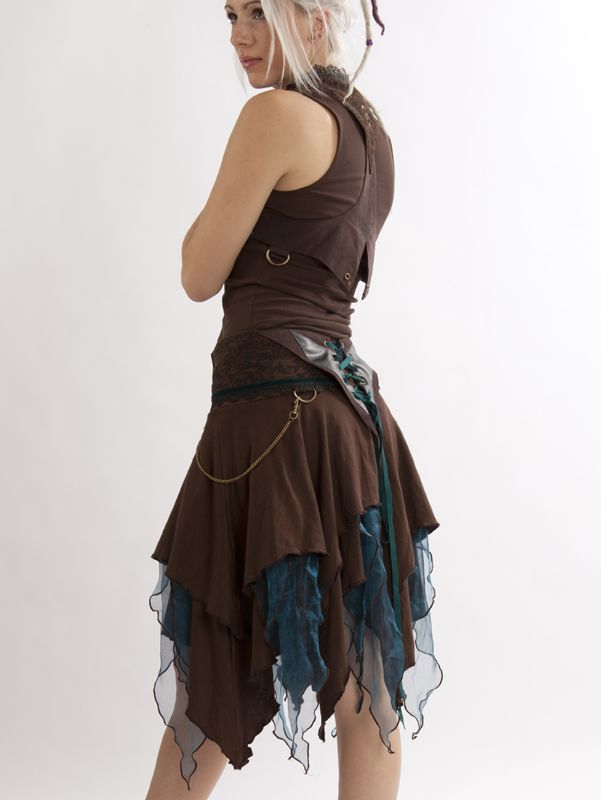 beautiful faery skirt...great site zizzyfay