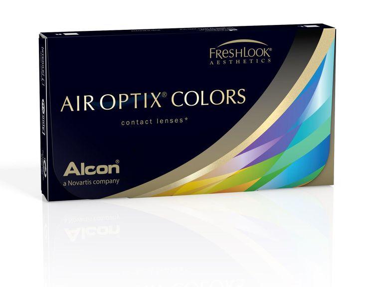 Lentillas AIR OPTIX COLORS, ¿las quieres?