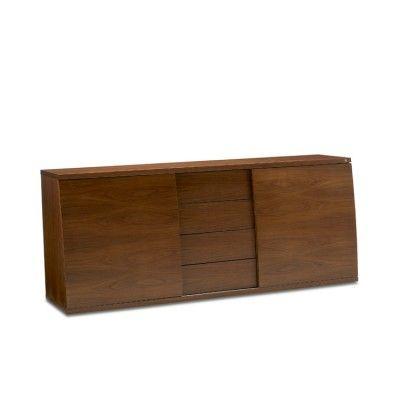 Skovby Walnut Sideboard 753