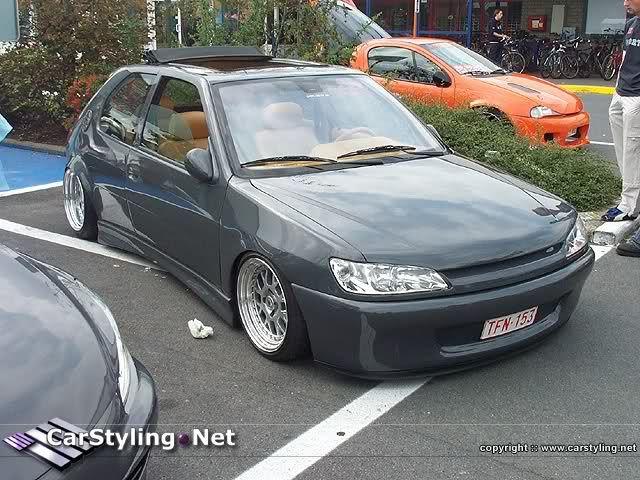 Peugeot 306 clean