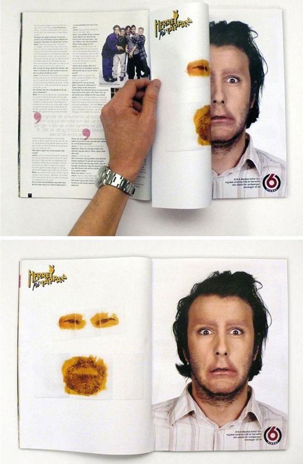 anuncios doble pagina
