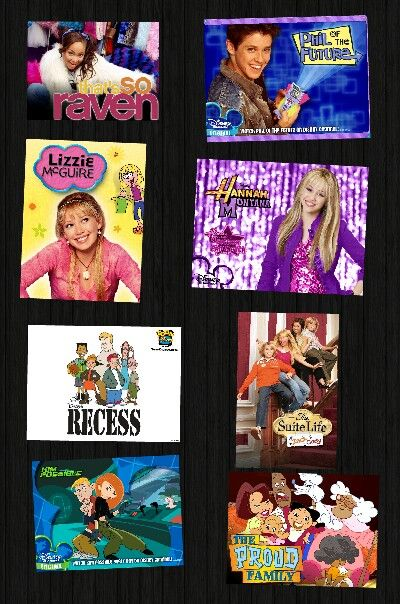 Y can't they bring back the old Disney shows?!?! I know i missed some but there were my favorites the new Disney SUCKS NOW!!!!! Now they use the same jokes, everyone thinks they can sing and dance, and its just stupid! Who cares about a talking dog two girls who can't dance and a bunch of spoiled kids who lives with their nanny? Nobody cares that stuff isn't funny!