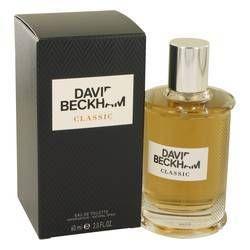 David Beckham Classic Eau De Toilette Spray By David Beckham