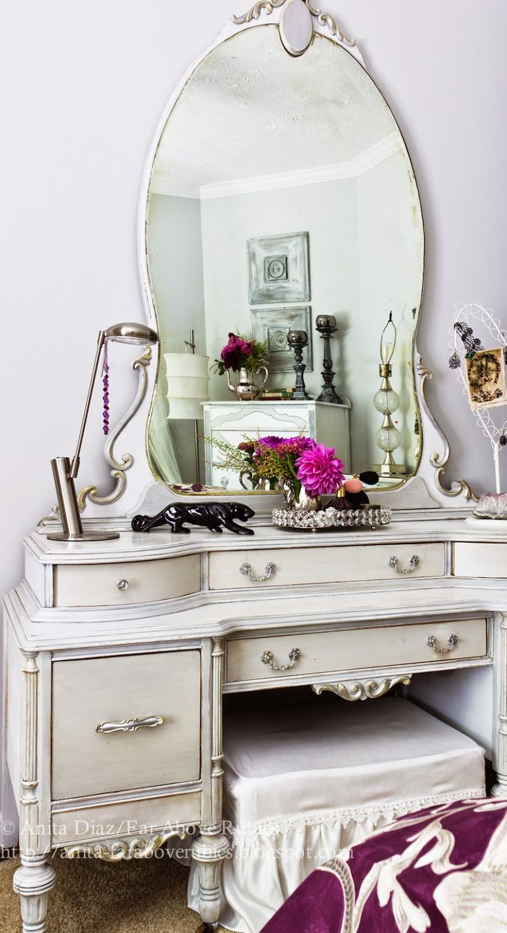 1145 best vanities and pretties images on pinterest artists far above rubies painting isabelles vanity geotapseo Choice Image
