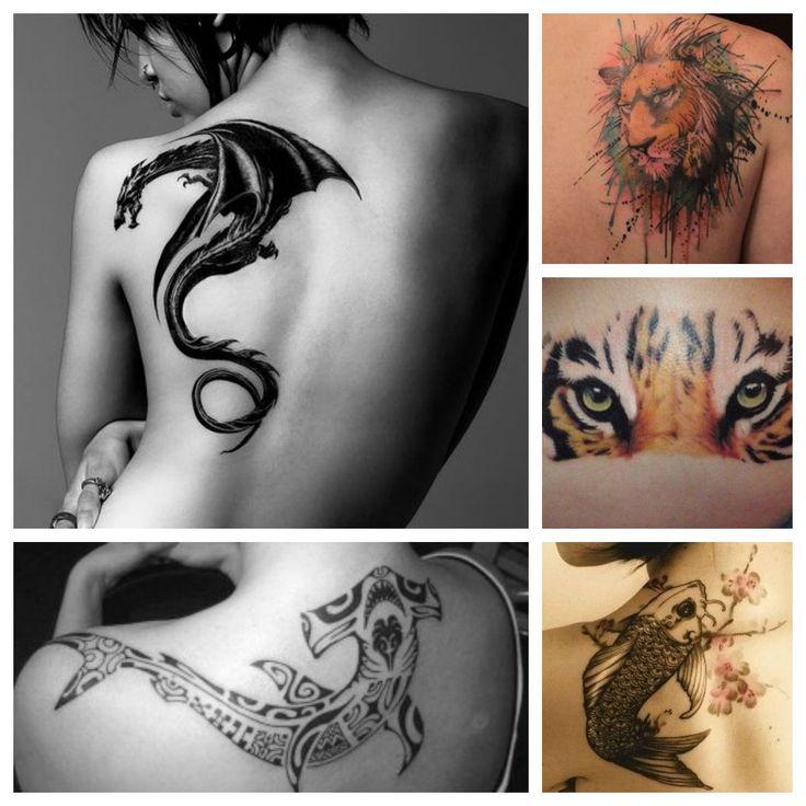 Immagini Tatuaggi con Significato di Forza e Coraggio