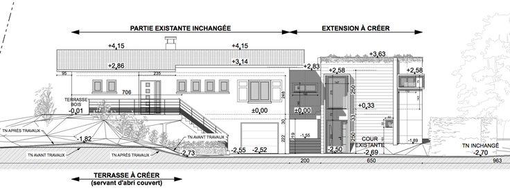 15 best plans de maisons internet images on pinterest homes internet and conception. Black Bedroom Furniture Sets. Home Design Ideas