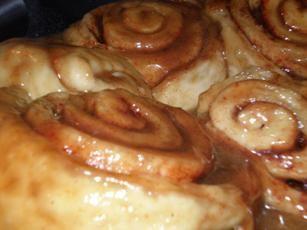Restaurant Recipe: Key's Famous Caramel Rolls - Minneapolis - Restaurants and Dining