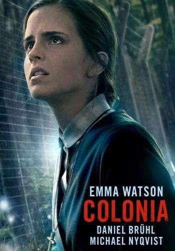Colonia, Movie on DVD, Drama Movies, Suspense