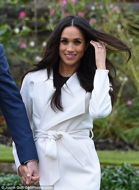 Meghan could become a princess or be given title Duchess of Sussex when she marries fifth in line to throne