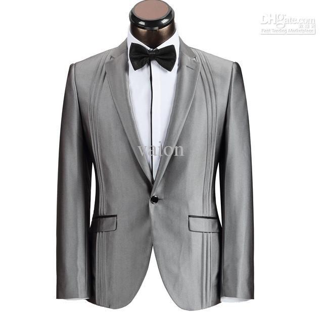 NEW Unique design Custom Groom Tuxedos Best man Suit Wedding Groomsman/Men Suits Bridegroom Suits